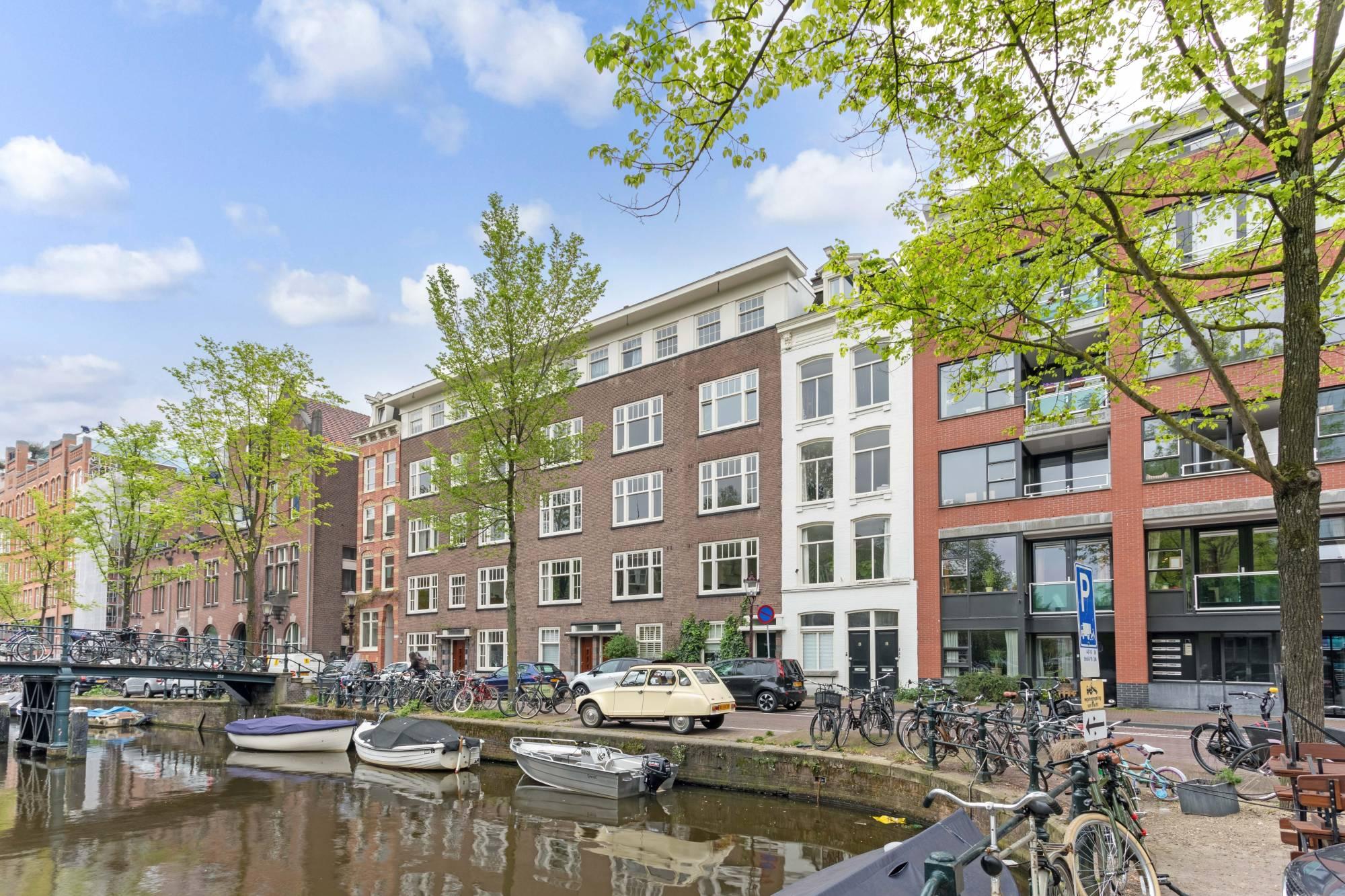 Nieuwe Achtergracht / Amsterdam