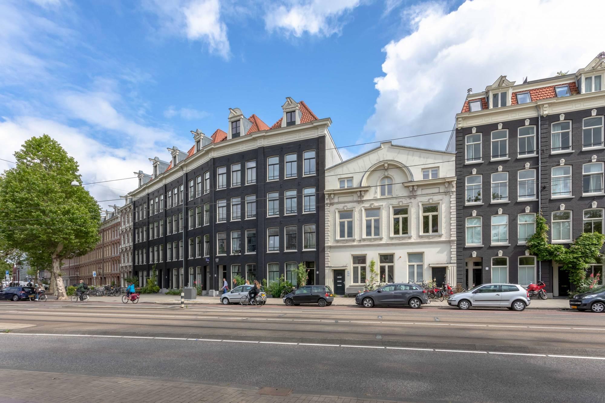 Mauritskade / Amsterdam