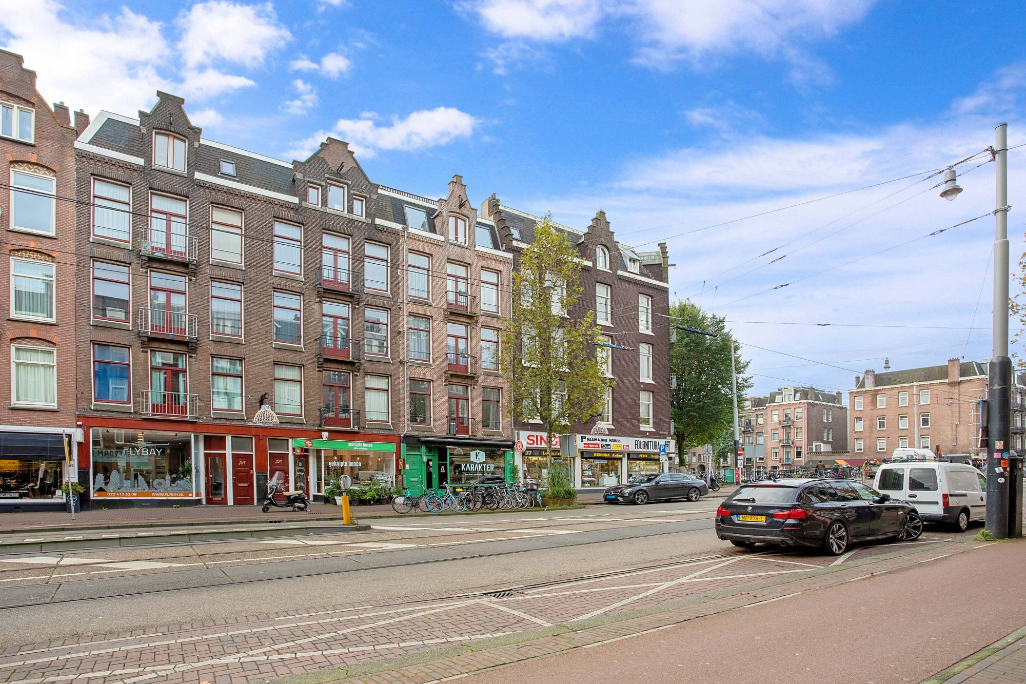 De Clercqstraat / Amsterdam