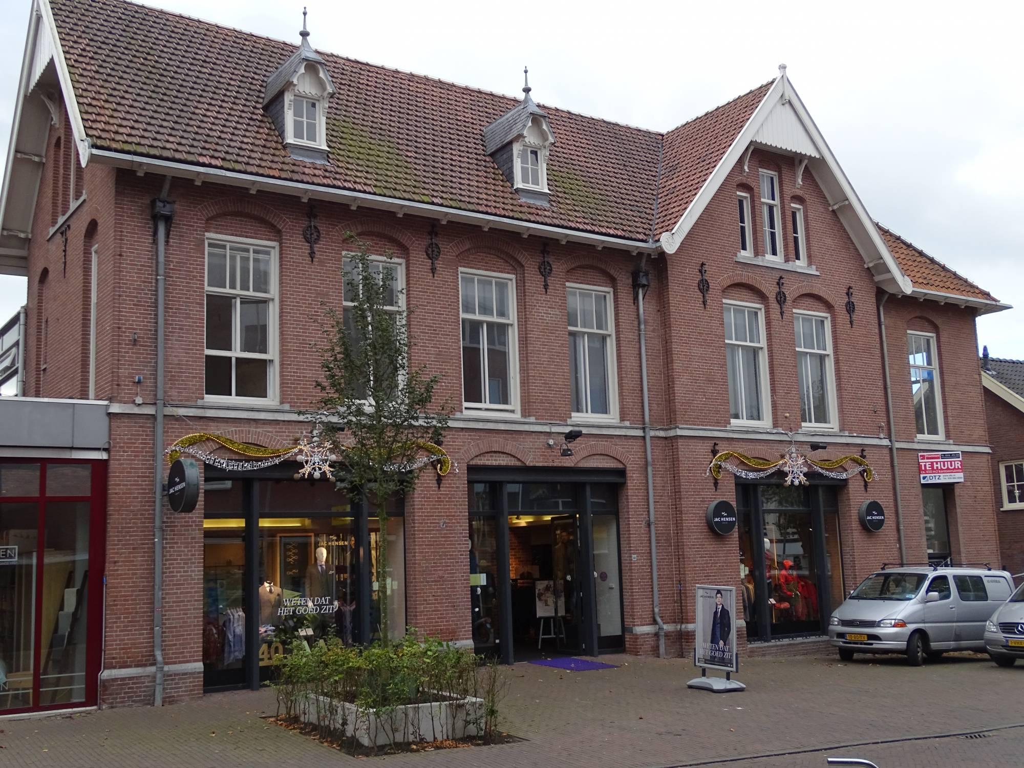 Ede Gld, Arnhemseweg