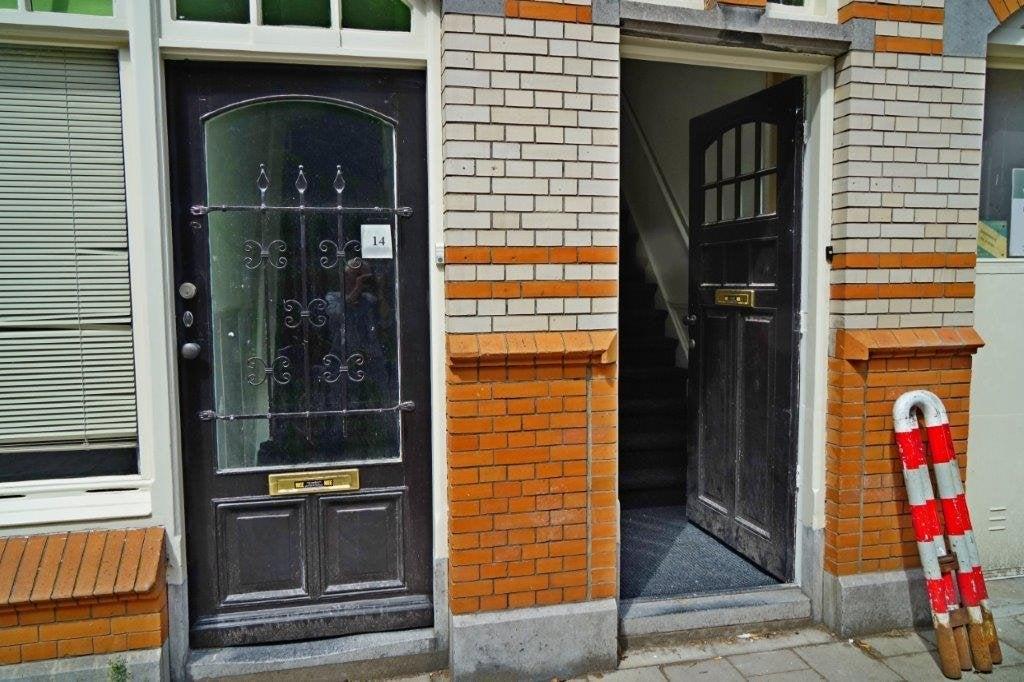 Utrecht, Obrechtstraat