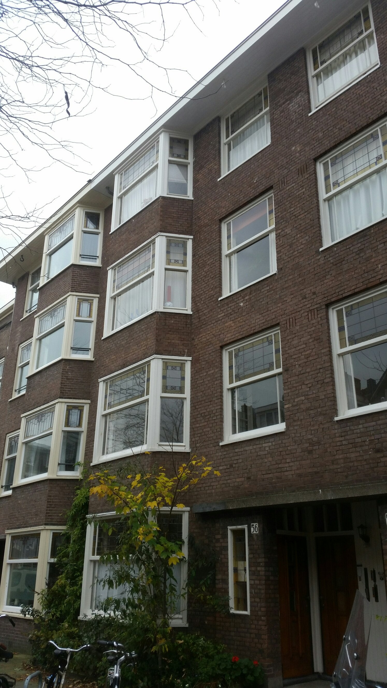 Amsterdam, Gaaspstraat