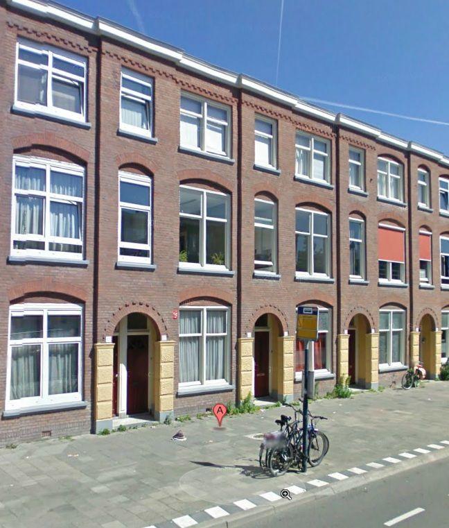 Utrecht, Kanaalstraat