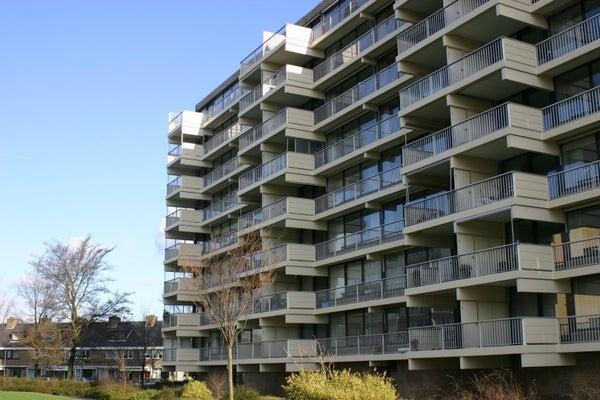 Huurwoningen appartement huren in maassluis merellaan for Makelaar huurwoning rotterdam