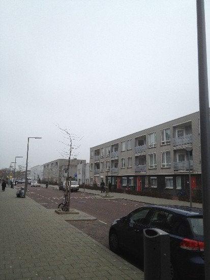 Kaart van huurwoningen appartement huren in rotterdam for Makelaar huurwoning rotterdam
