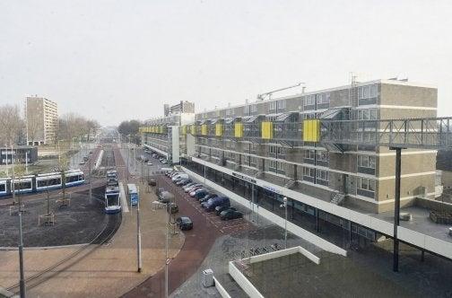 Amsterdam, Dijkgraafplein