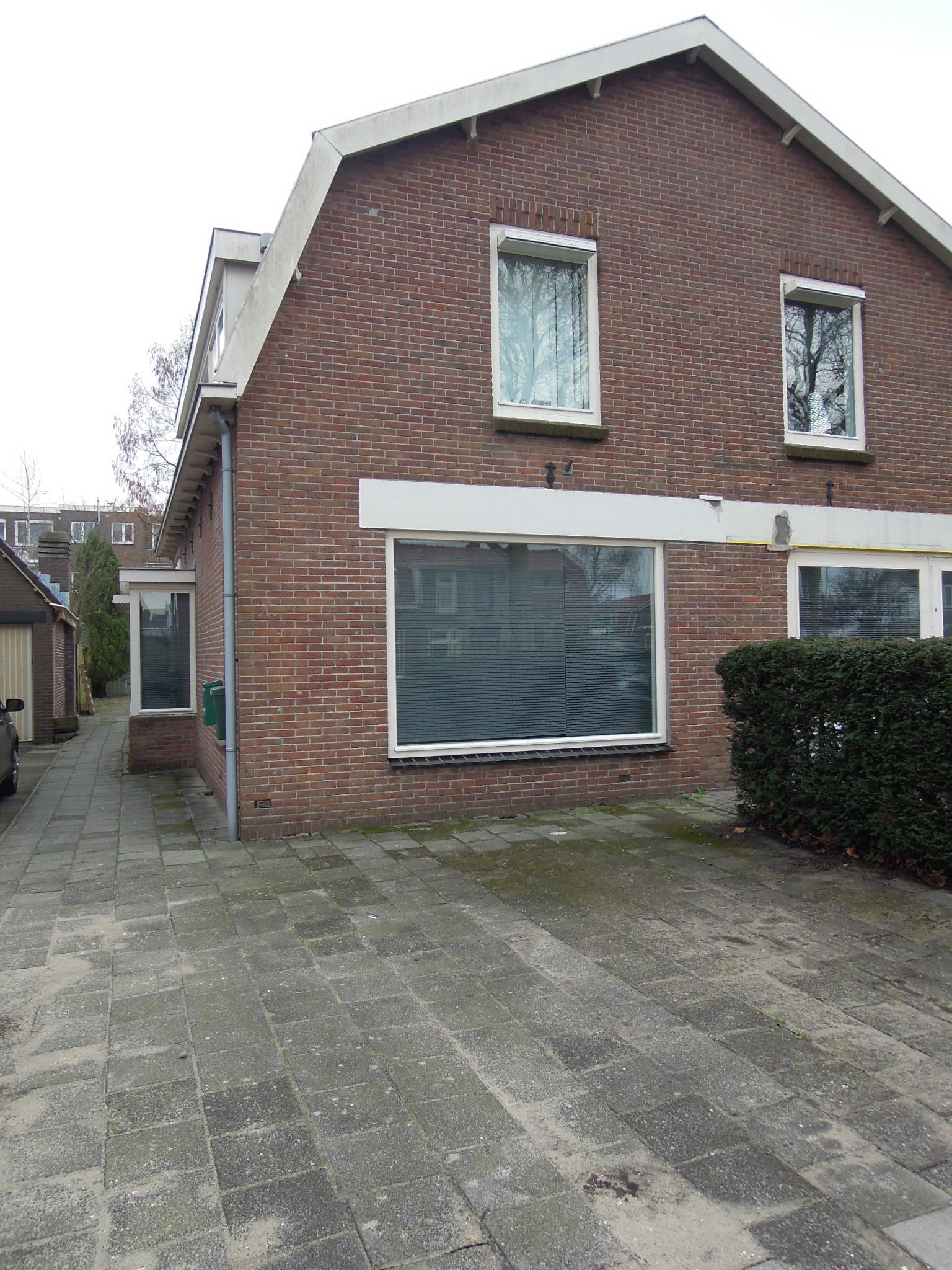Zwanenburg, IJweg