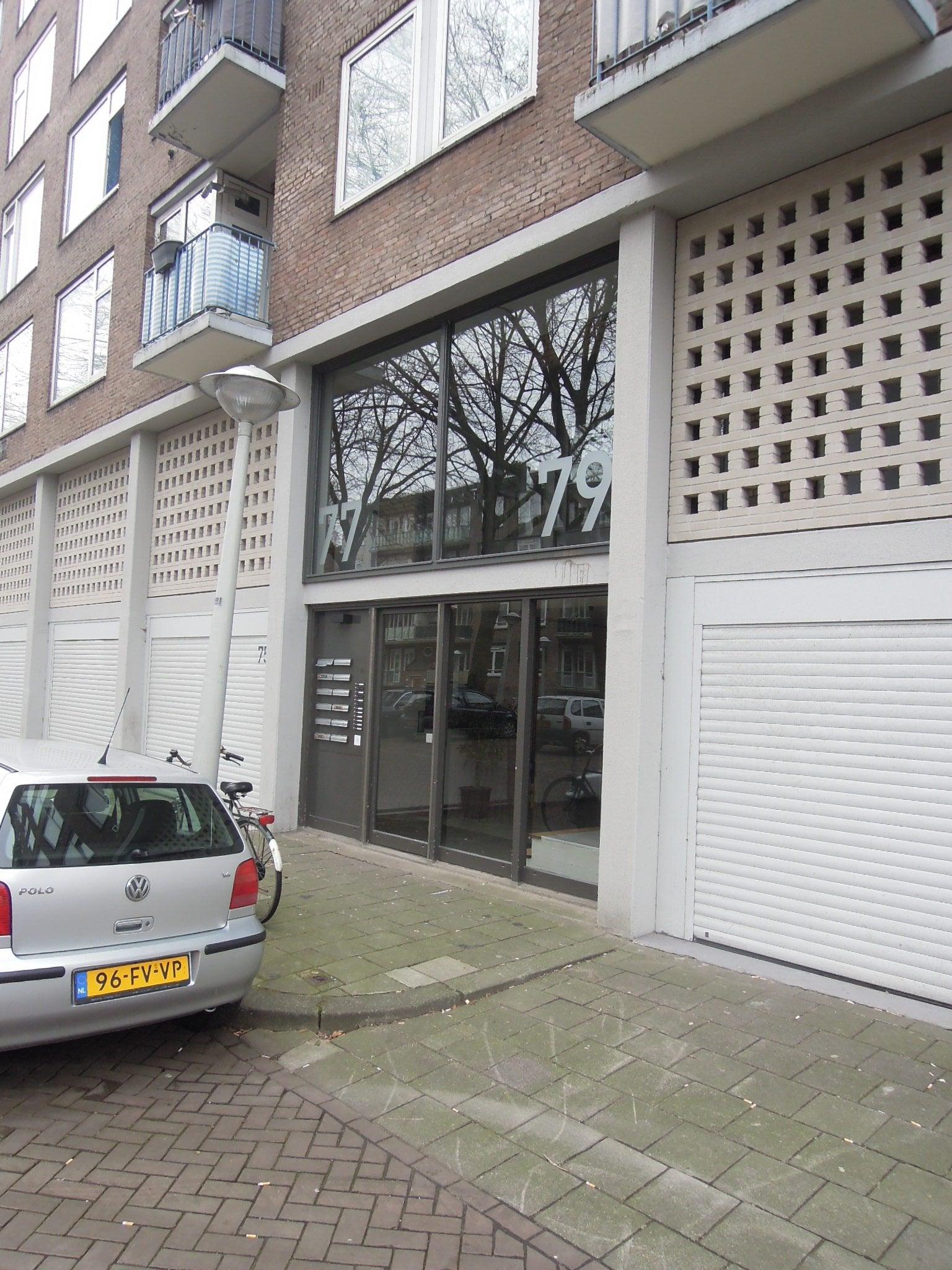 Amsterdam, Jephtastraat