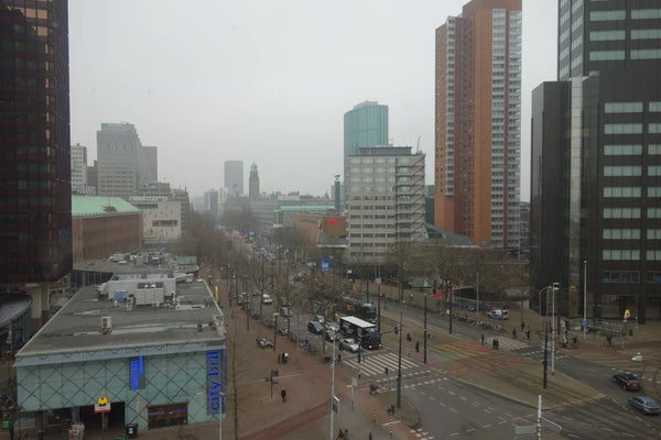 Churchillplein, Rotterdam