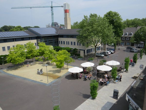 Dorpsplein, Groesbeek