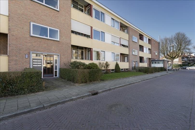 Professor Hoogveldstraat, Nijmegen