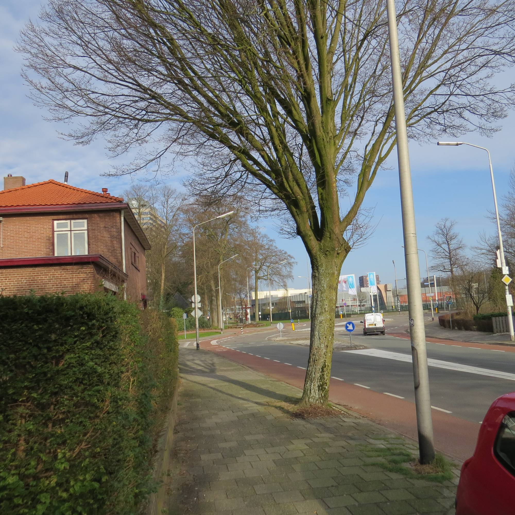 Heyendaalseweg, Nijmegen