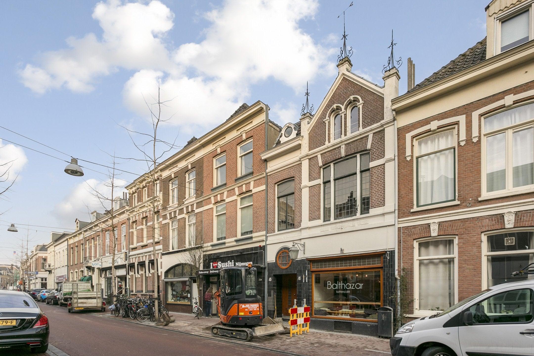 van Welderenstraat, Nijmegen