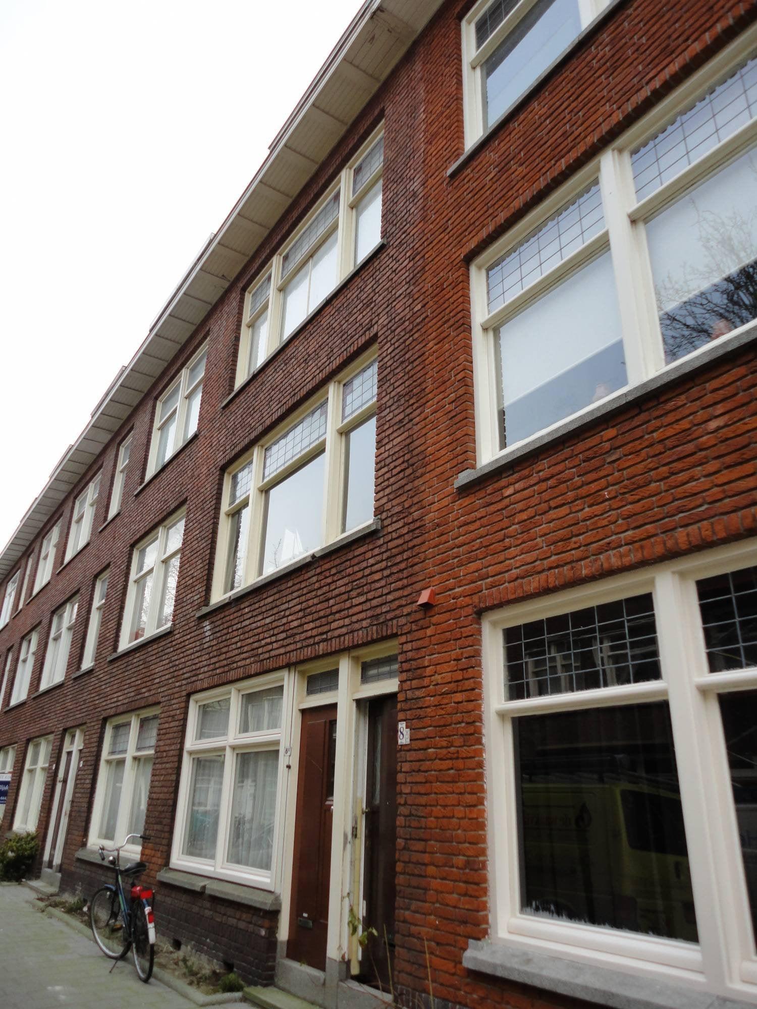 Geertsemastraat, Rotterdam