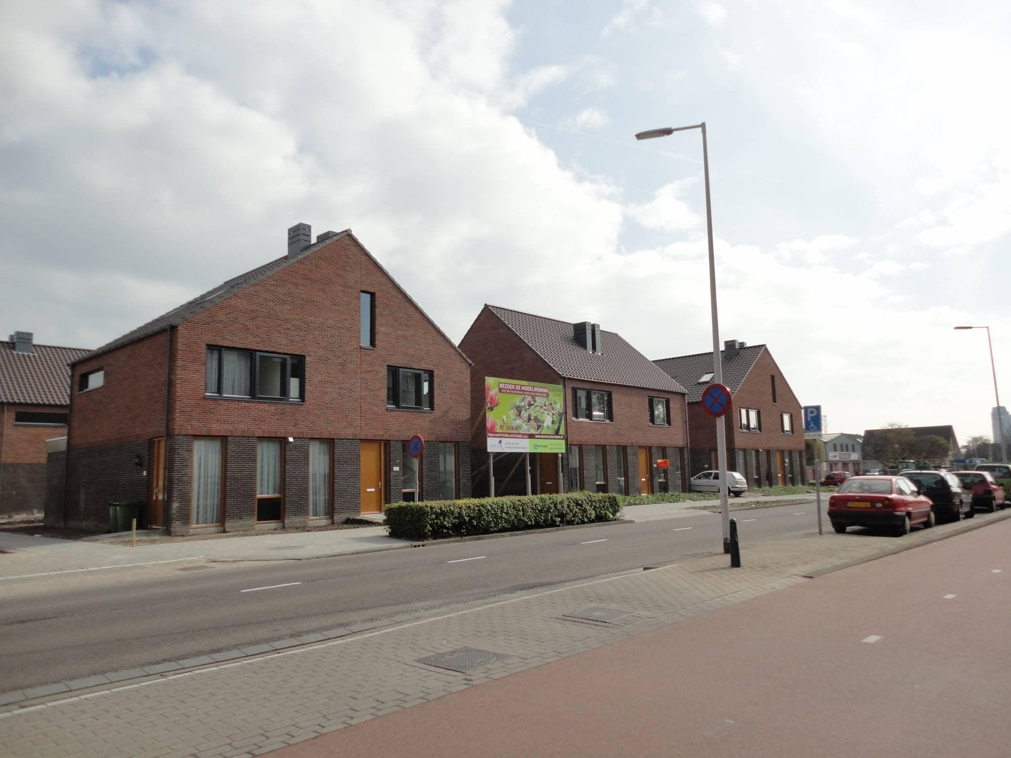 Rotterdam, Beverwaardseweg