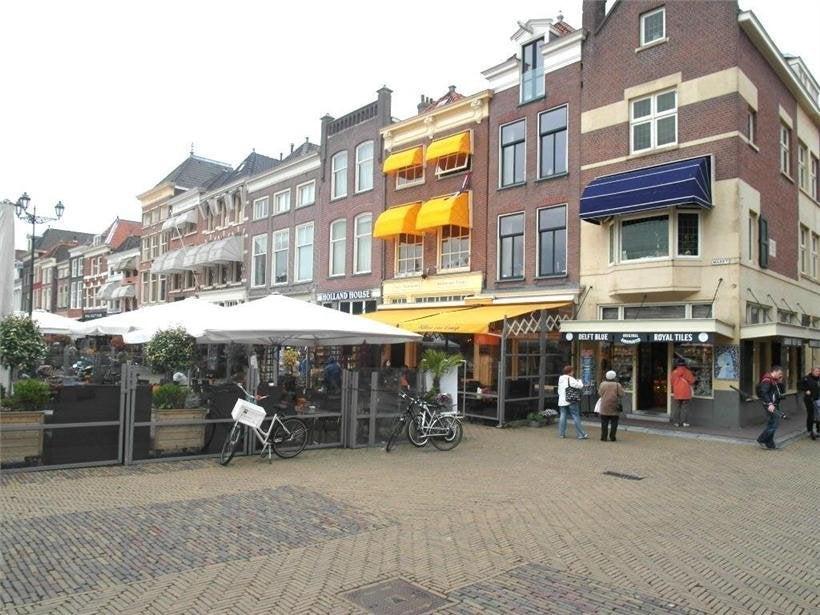 Delft, Markt