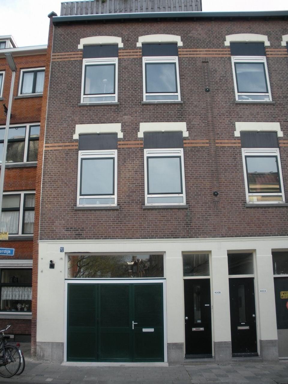 Rotterdam, Mathenesserdijk