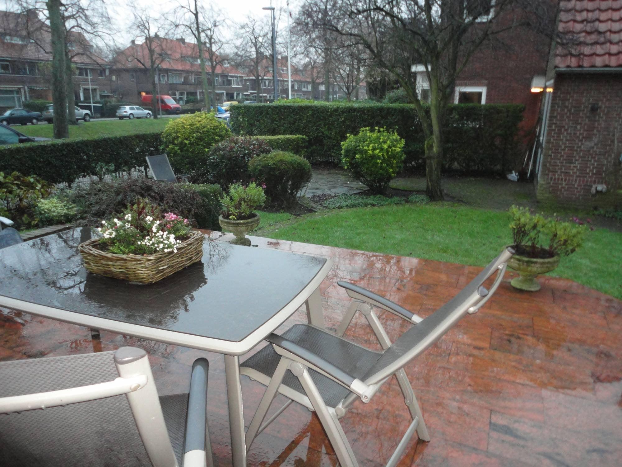 Burgemeester de Villeneuvesingel, Rotterdam