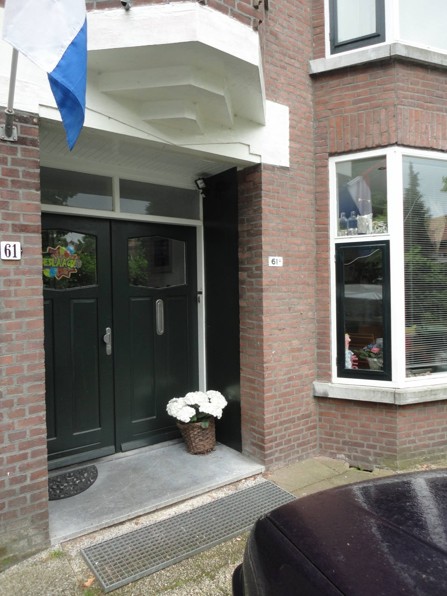 Rotterdam, Berglustlaan
