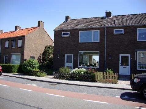 Vierpolders, Veckdijk