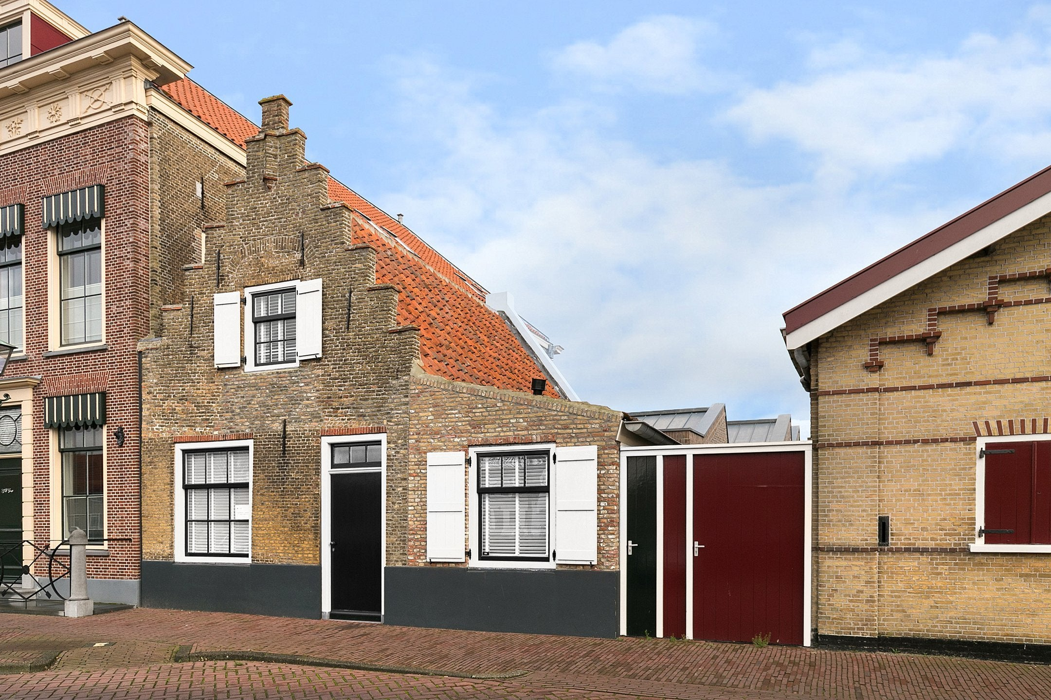 Brielle, Slagveld