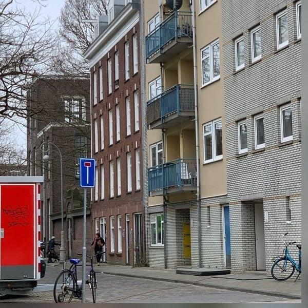 Derde Wittenburgerdwarsstraat, Amsterdam
