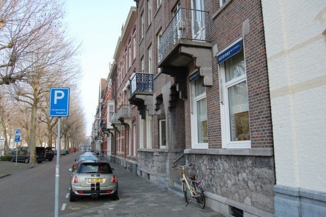 Maastricht - Wyck - Wilhelminasingel
