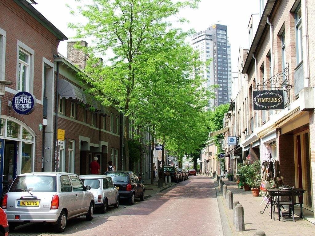 Eindhoven, Bergstraat