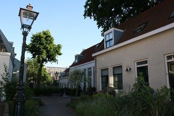 Pelgrimspoort, Leiden