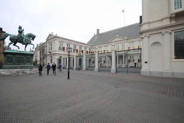 Oranjestraat, The Hague