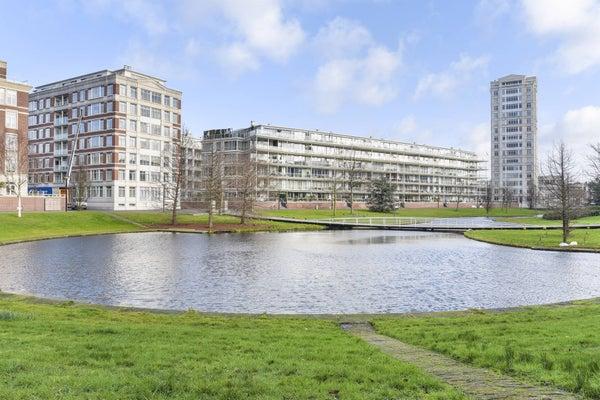 Burgemeester De Monchyplein, The Hague