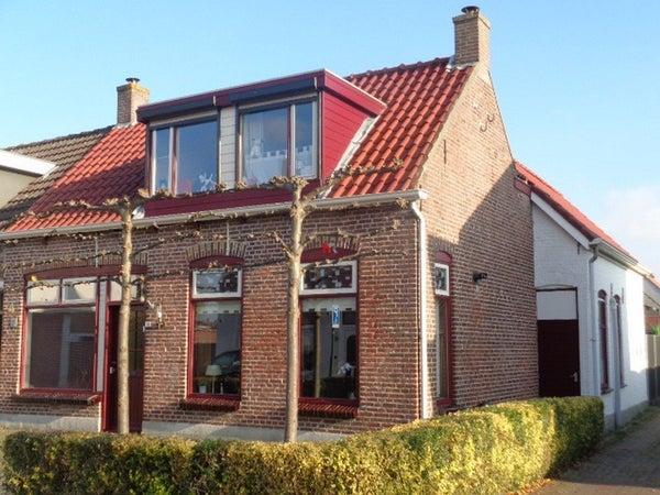 Kalisbuurt, Oud-Vossemeer