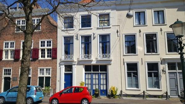 Paviljoensgracht, The Hague