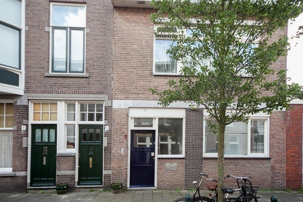 Van Lumeystraat, The Hague