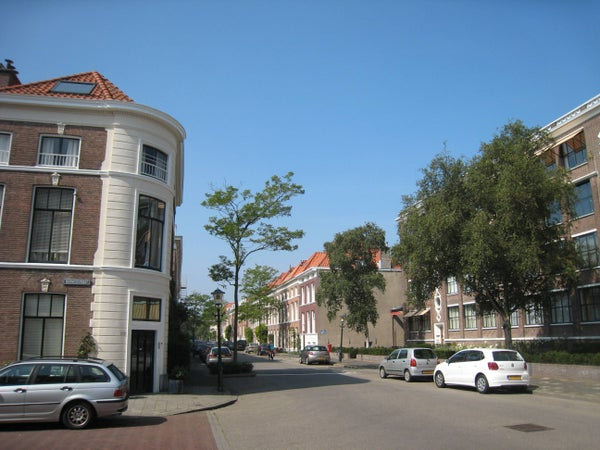 Borneostraat, The Hague