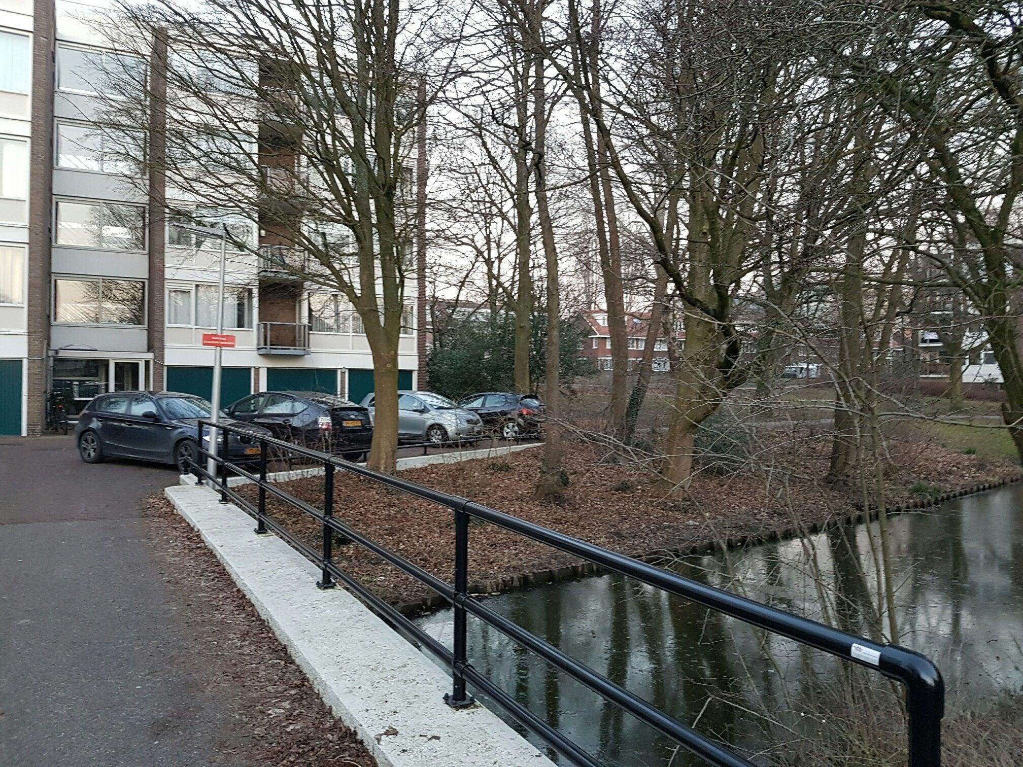 Erasmuslaan, Amstelveen