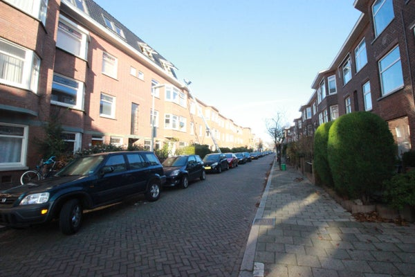 Van Lansbergestraat, The Hague