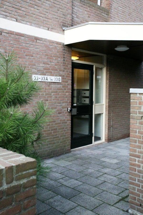 Johan van Oldenbarneveltlaan, The Hague