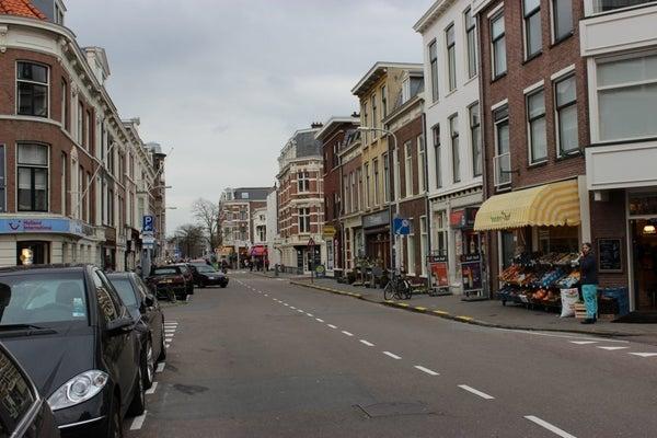 Bankastraat, The Hague