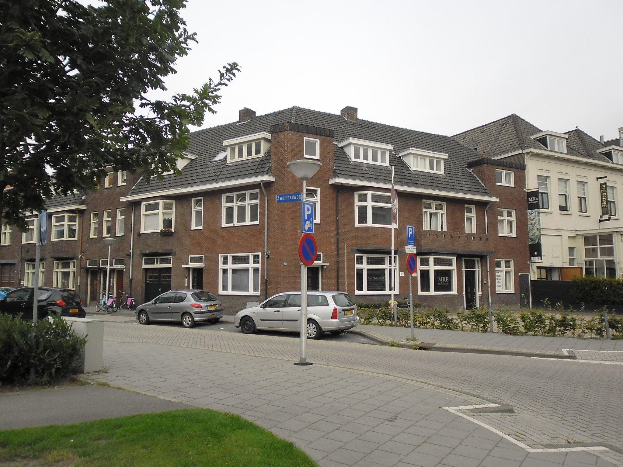 Eindhoven, Zwembadweg