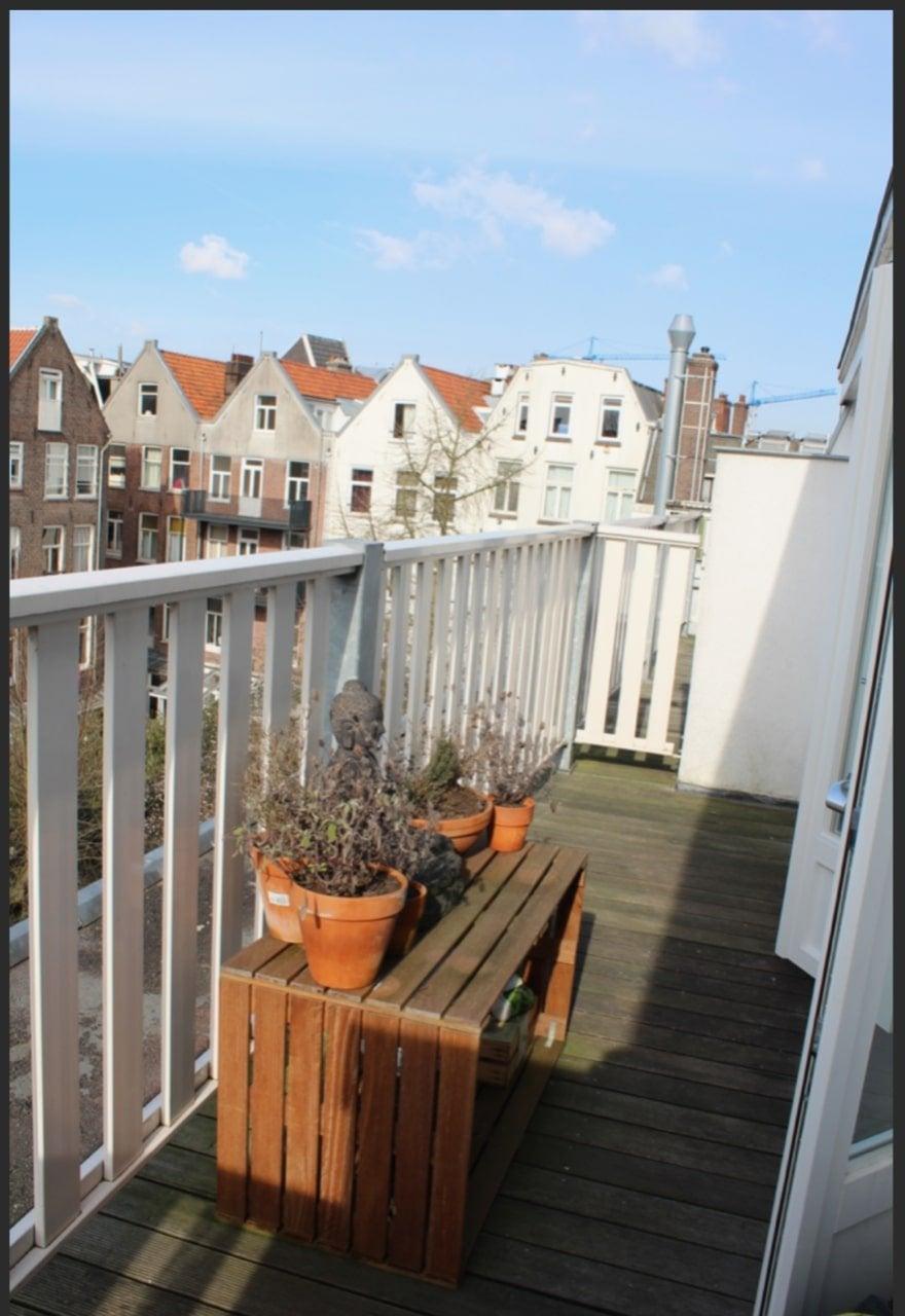 Amsterdam, Tweede Jan van der Heijdenstraat