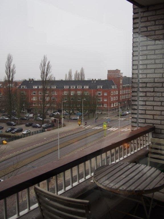Amsterdam, Parnassusweg