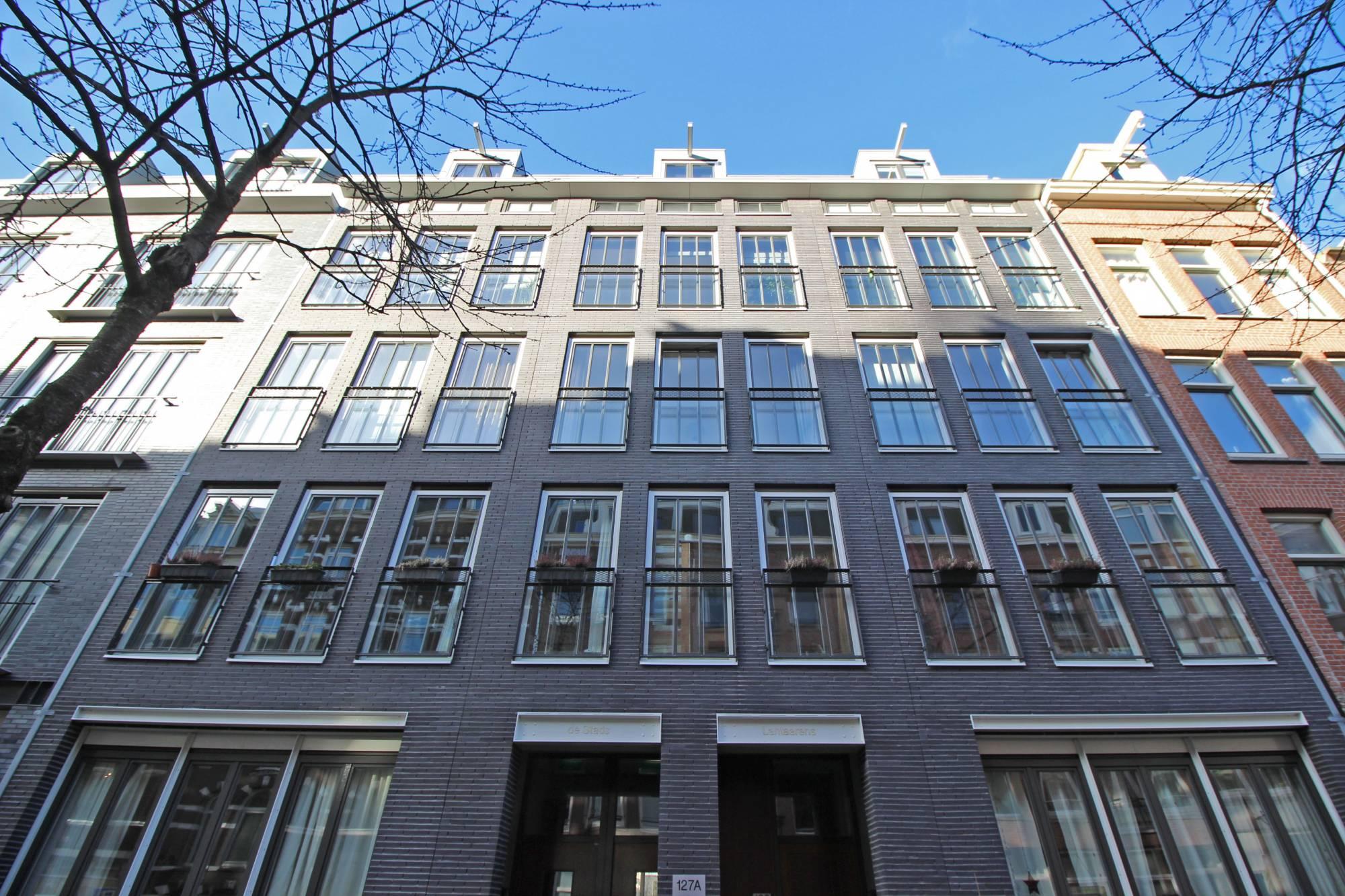 Amsterdam, Eerste Jan van der Heijdenstraat