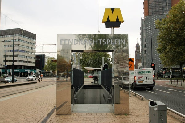 Mauritsweg, Rotterdam