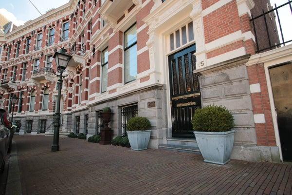 Koningin Emmaplein, Rotterdam