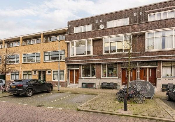 Van s-Gravesandestraat, Schiedam