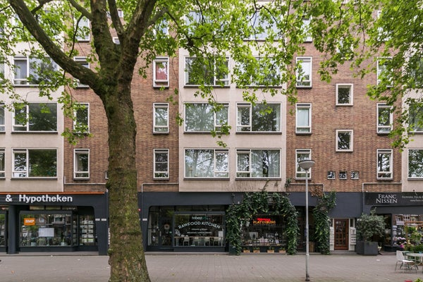 Goudsesingel, Rotterdam
