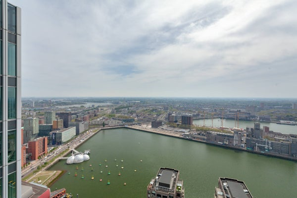 Wilhelminakade, Rotterdam