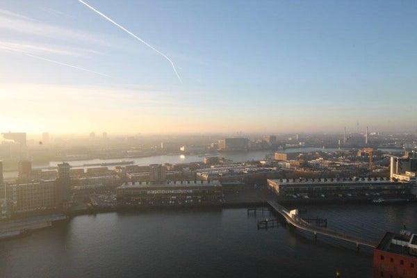 Van der Hoevenplein, Rotterdam