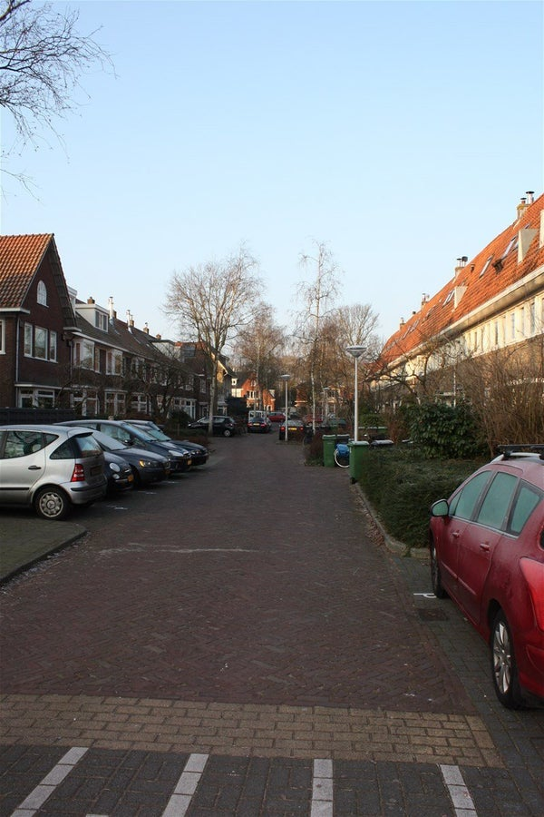 Van Spaenstraat, Amstelveen
